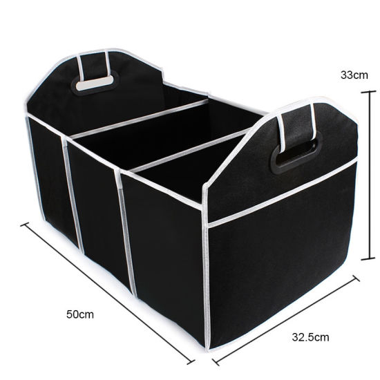 Wholesale Cheap Car Trunk Organizer Folding Storage Container Bag Organizer Folding Storage