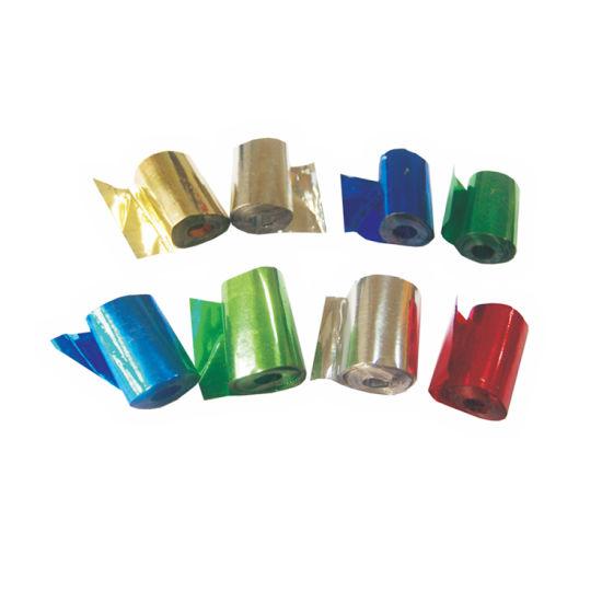 Disco Professional Color Streamer Color Ribbon for Confetti Cannon Machine