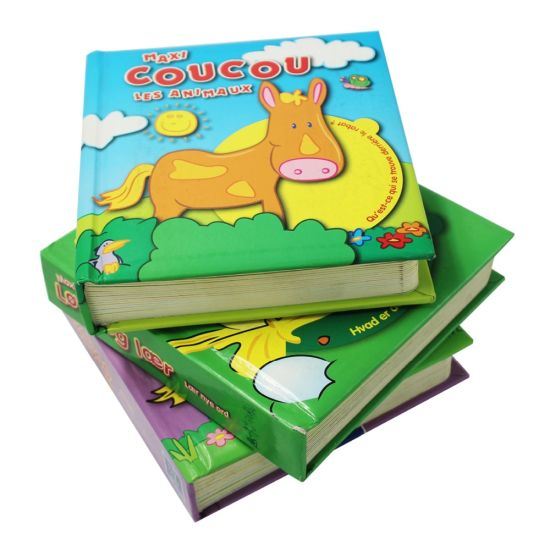Customize Colorful Professional Cardboard Children Book Printing, Child Books pictures & photos