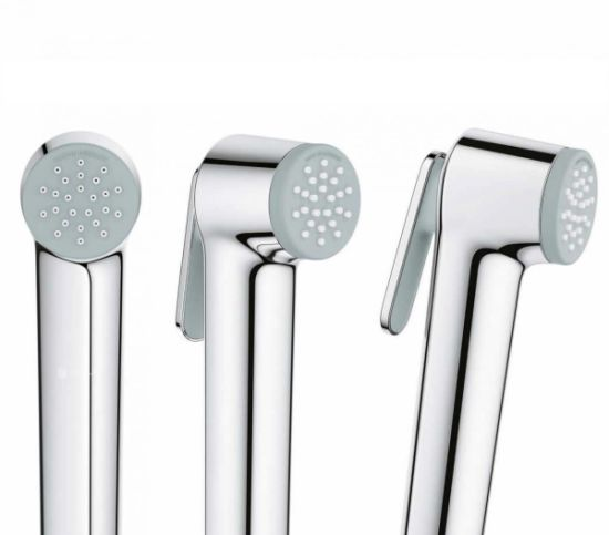 Sanitary Ware Bathroom Accessories Muslim Spay Shower Set Toilet Zinc ABS Bidet Shattaf