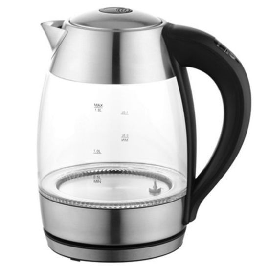 1.8 Liter Keep Warm Glass Electric Water Kettle