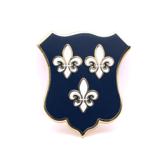 High Quality Custom Military Metal Badge pictures & photos