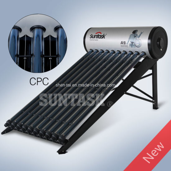 CPC High Pressure Integrated Pressure Solar Water Heater with Solar Keymark Certificate