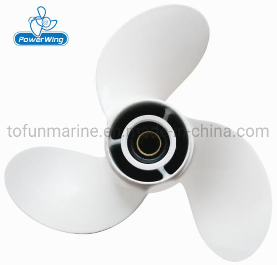 Powerwing Aluminum Propeller for YAMAHA Outboard Motor with 3 Blades (PWY9149)