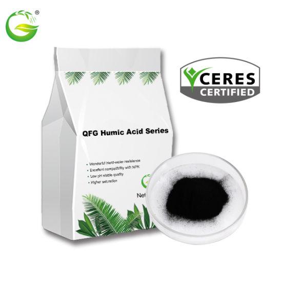 Humic Acid Fulvic Acid Organic Fertilizer for Agriculture