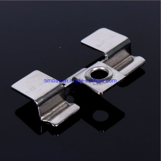 Stainless Steel Decking Clips for WPC Decking Board