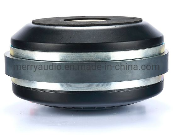 "4 Inch Diaphragm 2"" Throat Compression Tweeter Speaker Driver Unit"