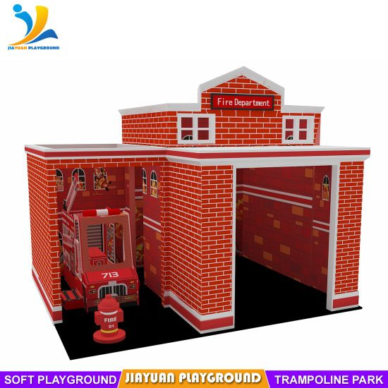 Manufacturer of Kids Playhouse, Role Play Game, House for Pretend City Playground