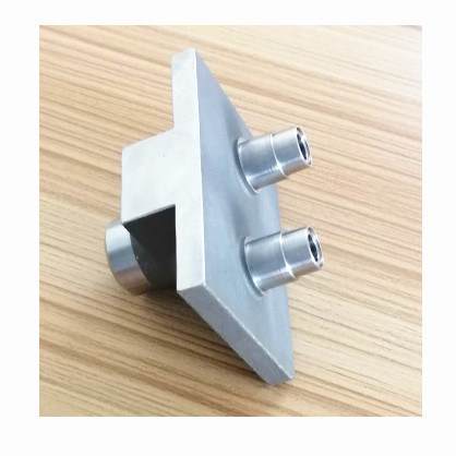 ISO9001 Factory High Precision Aluminum CNC Machinery Machining Center Auto Parts
