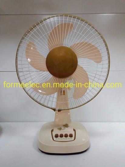 """12 Inch Table Fan 12"""" Electric Fan AC Desk Fan"""