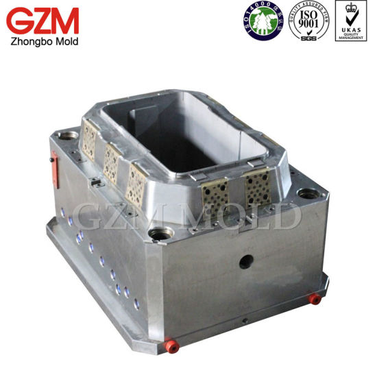 65L Container Mold Plastic Safe PP Container Mould Box