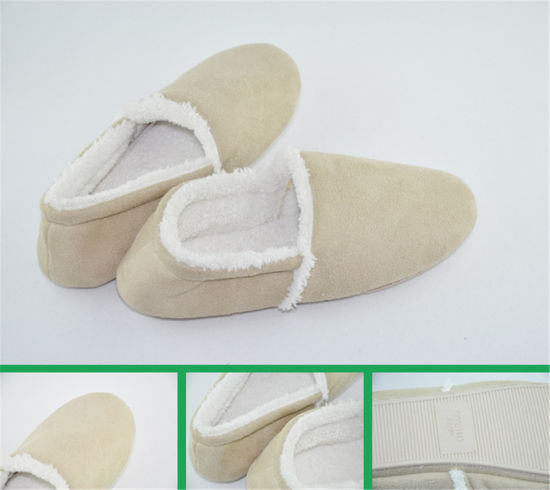 Craft Indoor Shoes with Simple Design in Winter pictures & photos