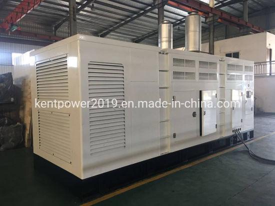 1650kVA/1320kw Cummins Engine Container Electirc Generator with ISO9001