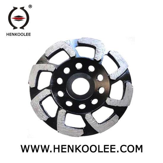 "7"" Supreme Turbo Concrete Diamond Grinding Cup Wheel 7//8/""-5//8"" Thread 30//40 Grit"