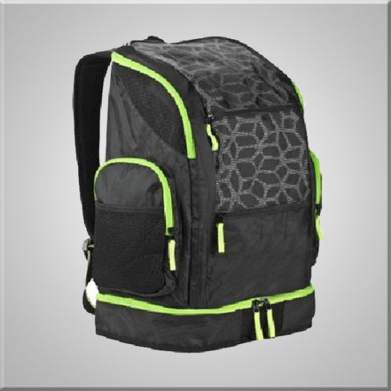 Swimming Sport Backpack in Daily Life, Laptop Sleeve and Dry Department, Waterproof and Unisex Gym Backpack, School Bags for Teenager, College Students