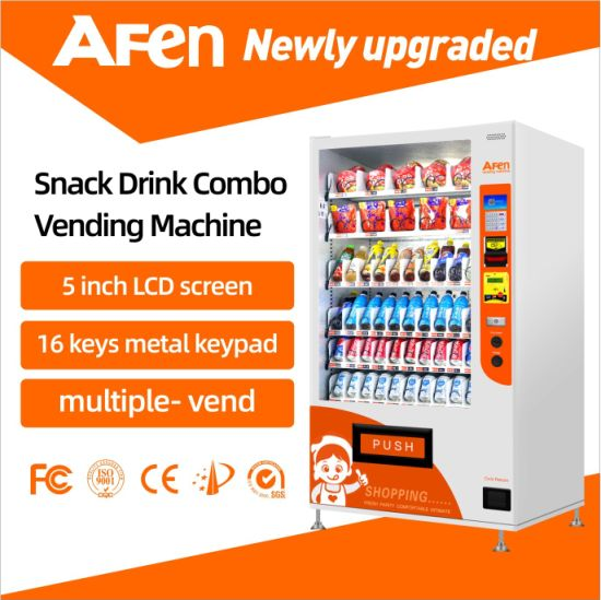 Afen Self Automatic Candy Vending Machine