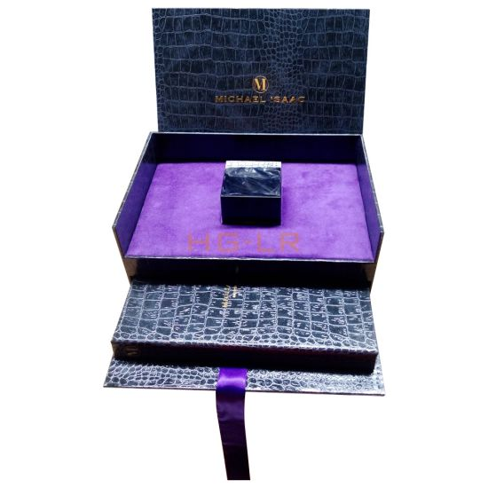 Luxury Customzied Wooden Packaging Gift Box