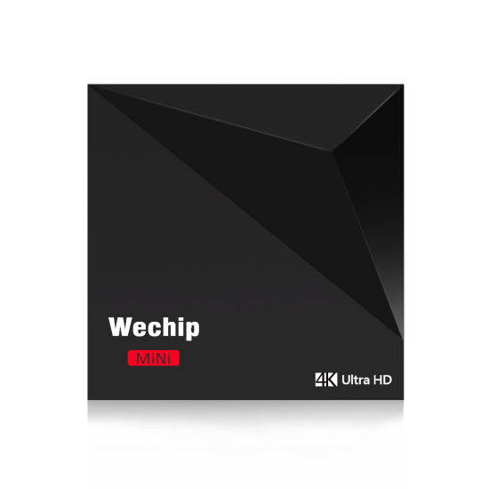 Wechip V6 Rk3328 RAM 1GB ROM 8GB Android TV Box pictures & photos