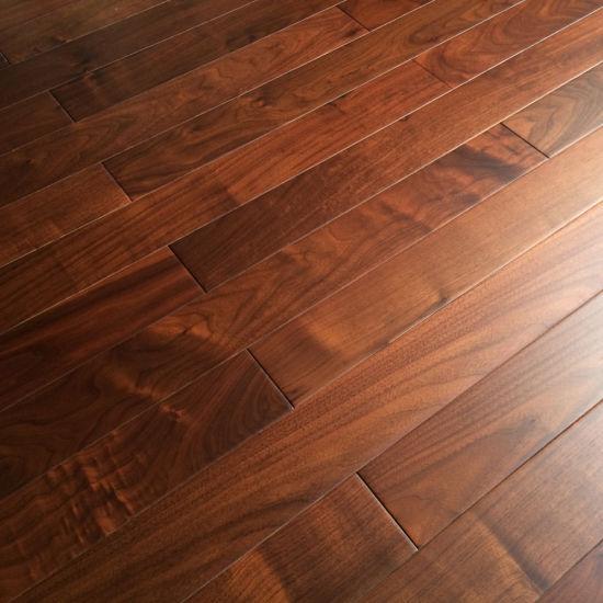China Hickory Wood Engineer Wood Flooring Wholesale China