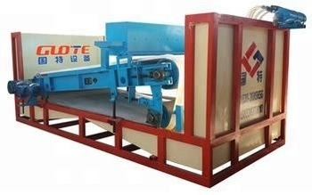 Wet High Gradient Magnetic Separator Using for Glass Sand Silica Sand