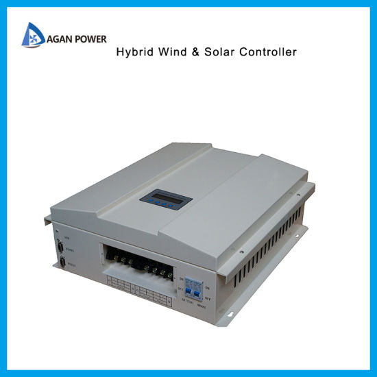 PV Power 2kw Wind Hybrid Axis Sun Solar Controller 48V