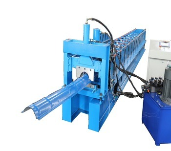 Roll Forming Manufacturer Made in China Ridge Cap Machine