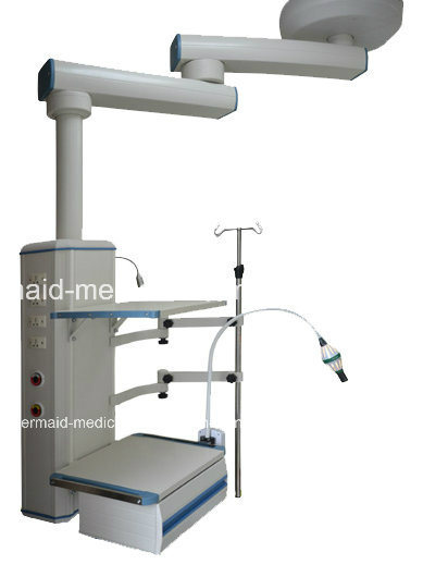 Medical Equipment Manual Tower Crane Arm Surgery Medical Pendant Ecoh 53 pictures & photos