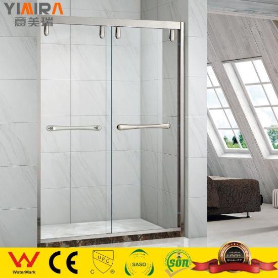 New Sliding Shower Door with Frame High Quality Shower Enclosure