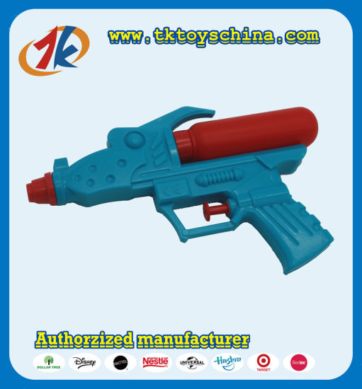 High Quality Summer Plastic Small Water Gun Toy for Kids Promotion