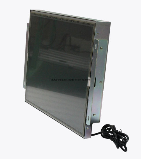 "12"" No Frame LCD Display for Industrial Application with DVI/VGA pictures & photos"