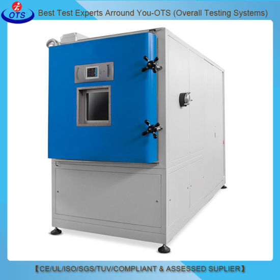 Environmental Temperature and High Altitude (Low Air Pressure) Test Chamber