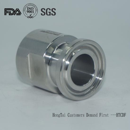 Sanitary Stainless Steel Male Thread Welding Tri Clamp I-Line Ferrule