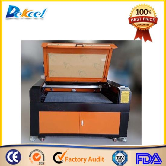 Good Quality Synrad CO2 Laser Cutting Machine Cutter 100W 130W for Wood, Foam, Leather Price pictures & photos