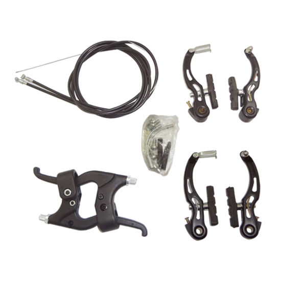 Steel Aluminum Alloy Plastic Bicycle V Brake System pictures & photos