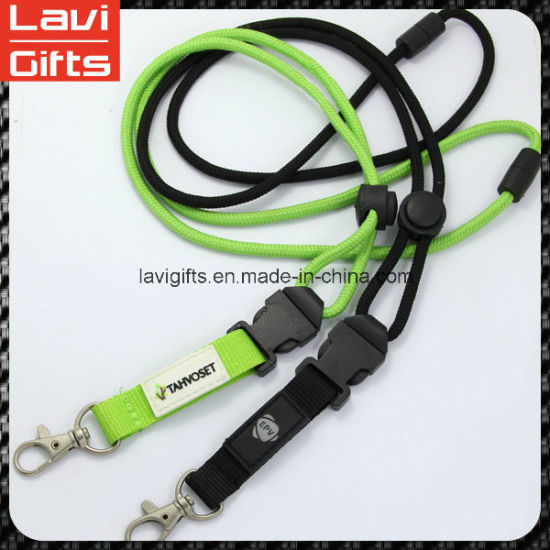 Customized Design Retractable Lanyard with Promotion pictures & photos