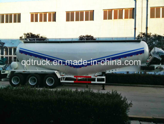 Brand New Chinese 30T Cement Semi Trailer pictures & photos