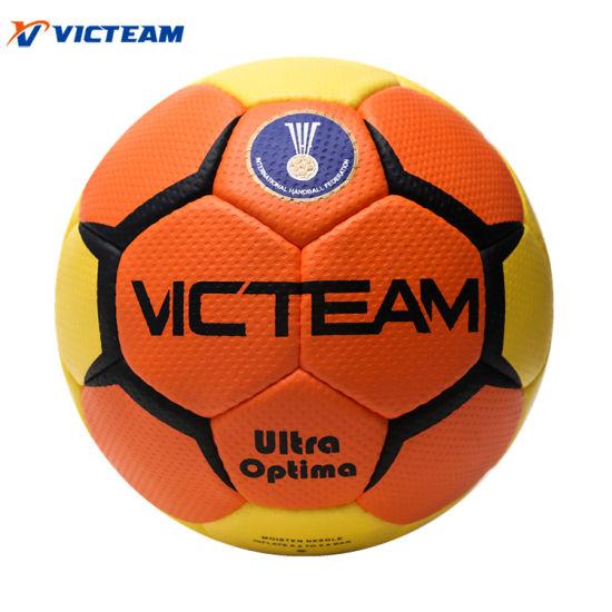 72d25c36238 China Official Size 3 2 1 Match Training Handball Ball - China ...