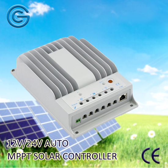2 Year Warranty 20A MPPT Solar Charge Regulator/Controller pictures & photos