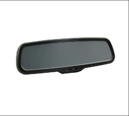 4.3 Inches 2.4GHz Digital Car Mirror Monitor & Wide Angle Camera pictures & photos
