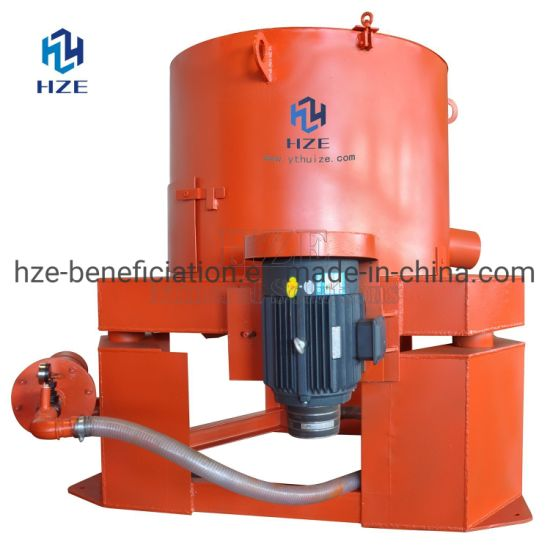 Gold Mining Equipment Centrifugal Concentrator of Gravity Concentration Plant