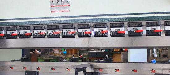 40t Press Brake with Special-Purpose Digital Control System pictures & photos