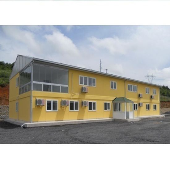 Promotion Prefab Cabins Portable Steel Prefabricated Container House