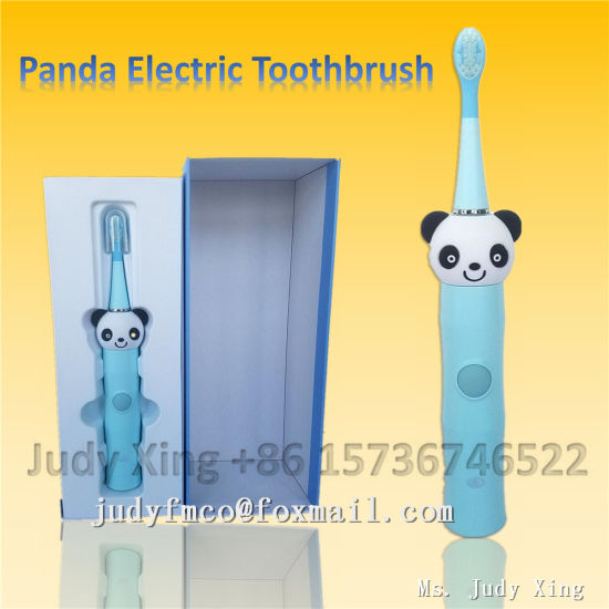 Rechargeable Child Electric Toothbrush with Ipx 7 Water Proof