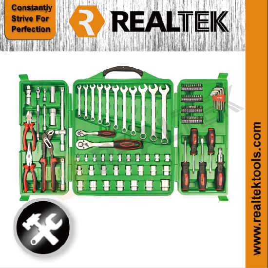 Professional 110PCS Sockets and Wrench Set pictures & photos