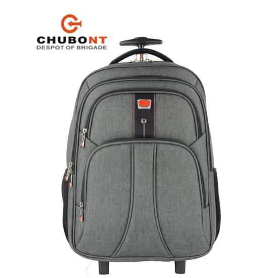 Chubont Hiking Sport Trolley Backpack for Travel pictures & photos