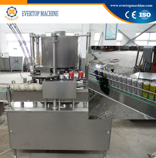 Good Quality Soda Can Filling Machine pictures & photos