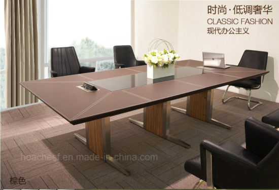 Simple Style Offical Used Meeting Table (E3) pictures & photos