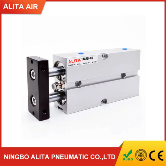 Tn Series Double Shaft Pneumatic Cylinder