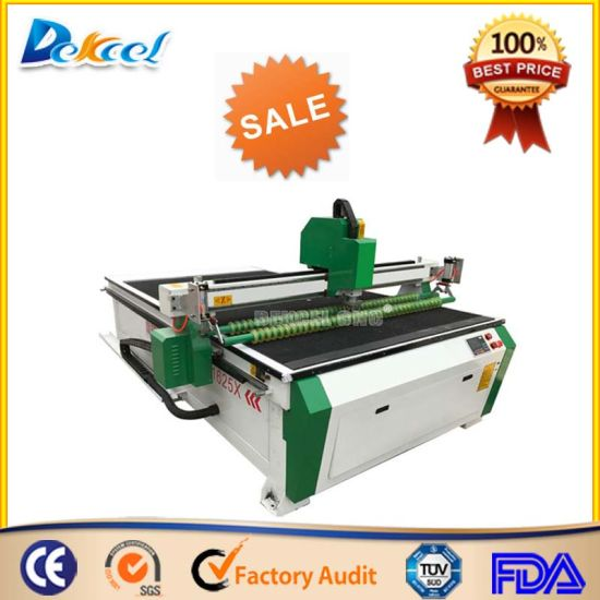 CNC Oscillating Knife Cutting Board Sign, MDF, PVC, Car Mat, Foam Machine Plotter pictures & photos