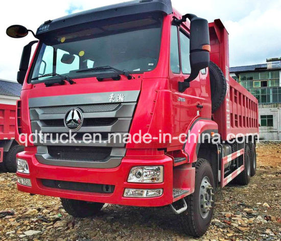 Sinotruk Man Technology Heavy Duty Hopper/ Dumper/Tipper Truck/Dump Truck pictures & photos